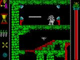 Vampire's Empire ZX Spectrum In Game