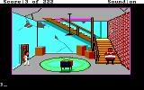 Leisure Suit Larry in the Land of the Lounge Lizards DOS The back room