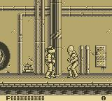 Teenage Mutant Ninja Turtles II:  Back from the Sewers Game Boy The Sewer