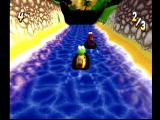 Croc 2 PlayStation Racing level