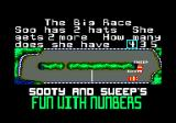 Sooty's Fun With Numbers Amstrad CPC A different question here