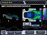 Viper Racing Windows The paint kit allows to customize the car in many ways.