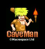 Cave Man J2ME Title screen