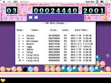 Pick 'n Pile Macintosh High scores