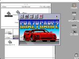 F40 Pursuit Simulator Macintosh You can also run the game in a window