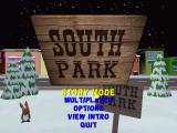 South Park Windows Title Screen