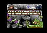Bug Bomber Commodore 64 Loading screen