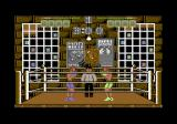The Champ Commodore 64 Into the ring, complete with referee
