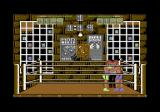 The Champ Commodore 64 Nice punch