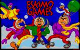 Eskimo Games Atari ST Loading screen