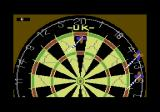 John Lowe's Ultimate Darts Commodore 64 Playing Round-the-Board - 6 is especially hard due to the flick-scrolling screen