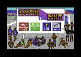 Over the Net! Commodore 64 Main menu