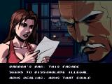 Streets of Rage Remake Windows Introduction sequence (2006 version)