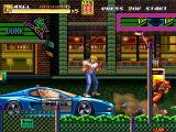 Streets of Rage Remake Windows Start of the first level  (2006 version)