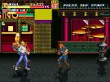 Streets of Rage Remake Windows Axel's powerful uppercut (2006 version)