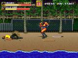 Streets of Rage Remake Windows Mifune was a little too fast for Adam (2006 version).