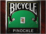 Bicycle Pinochle Windows Title Screen