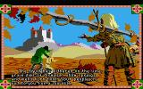 Conquests of Camelot: The Search for the Grail Atari ST The Story of the game told in a intro