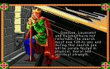 Conquests of Camelot: The Search for the Grail Atari ST Various screenshots from the intro