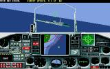 Flight of the Intruder Amiga Cockpit view (F-4 Phantom)