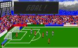 Football Manager Atari ST And he gives Preston the lead