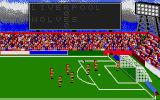 Football Manager Atari ST Slight kit clash here