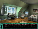 Nancy Drew: The Creature of Kapu Cave Windows The intro takes place in Nancy's bedroom.