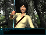 Nancy Drew: The Creature of Kapu Cave Windows Dr. Quigley Kim - your boss - spends most of her time in the trees.