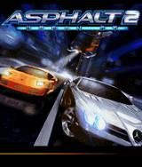 Asphalt: Urban GT 2 J2ME Title screen