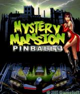 Mystery Mansion Pinball J2ME Title screen