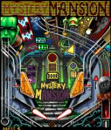 Mystery Mansion Pinball J2ME Starting a new game.