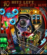 Mystery Mansion Pinball J2ME Top of the table