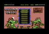 The Cool Croc Twins Commodore 64 High scores
