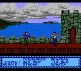 Sid Meier's Pirates! NES This does not look good, I have only 12 men left!