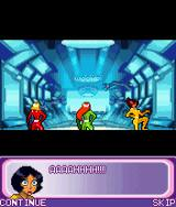 Totally Spies!: The Mobile Game J2ME Introduction sequence (large screen)