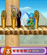 Totally Spies!: The Mobile Game J2ME This mummy does not know what just hit him. (large screen)