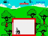 Asterix and the Magic Cauldron ZX Spectrum Close combat