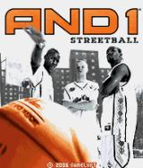 AND 1 Streetball J2ME Title screen