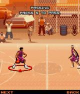 AND 1 Streetball J2ME The moves are explained in the tutorial.