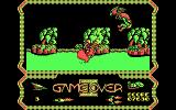 Game Over II PC Booter Fat kangaroo aside, this portion's gameplay is similar to Rygar.