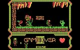 Game Over II PC Booter ...in an ugly, CGA kind of way.