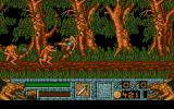 Barbarian II Atari ST I know Kung-Fu... and I use it on warewolfs!