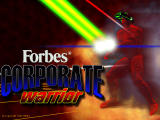 Forbes Corporate Warrior Windows Title screen