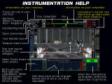Forbes Corporate Warrior Windows Instruction screen describing game screen