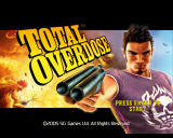 Total Overdose: A Gunslinger's Tale in Mexico Windows Title screen.