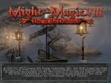 Might and Magic VIII: Day of the Destroyer Windows Title screen