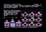 Hollywood Squares Commodore 64 The traditional joke answer comes first