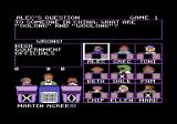Hollywood Squares Commodore 64 I lose that one