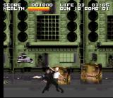Timecop SNES Van Damme performs some kickboxing trickery