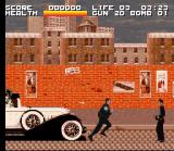 Timecop SNES A historic level based on 1920's New York; just as friendly as ever.